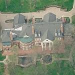 "Martin J. ""Hoot"" McInerney's House (Birds Eye)"