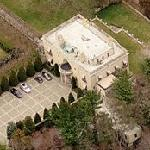 Anthony Rivara's House (B.F. Goodrich family's Oak Knoll) (Birds Eye)