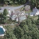 Fred R. White Jr.'s House (Birds Eye)