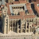 León Cathedral (Birds Eye)