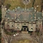 Richard Manoogian's House (Birds Eye)