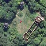 Croissy-Beaubourg castle (Bing Maps)