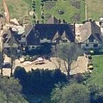 Eddie Jordan's house