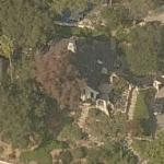 Ben Affleck & Matt Damon's House (Former) (Birds Eye)