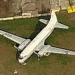 Convair C-131D Samaritan (Birds Eye)