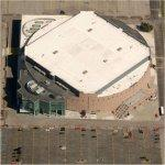 Palace of Auburn Hills (Birds Eye)