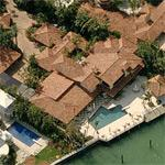 Dwyane Wade's house (Birds Eye)