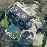 Cheryl Ogle's house (Birds Eye)
