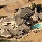Mike Liddell's house (Birds Eye)