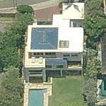 Fred Livingston's House (Birds Eye)