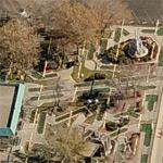 Putt Putt Golf & Games (Birds Eye)