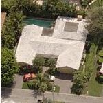 Mitch Evans' house