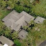 Pedro S. Arroyo's House (Birds Eye)