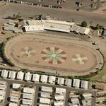 Apache Greyhound Park (Birds Eye)