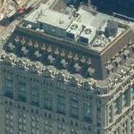 """90 West Street"" by Cass Gilbert (Birds Eye)"