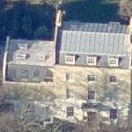 Jude Law and Sienna Miller's House (Birds Eye)
