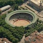 Plaza de toros de Pamplona (Birds Eye)