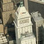 """PNC Tower"" by Cass Gilbert (Birds Eye)"