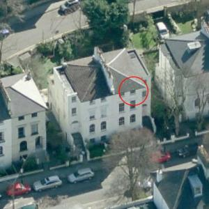 Boris Johnson's House (former) (Bing Maps)