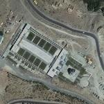 Ahmad Shah Massoud memorial (Bing Maps)