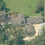 Drew Barrymore's house (former) (Birds Eye)