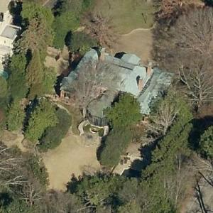 Thomas L. Newberry's House (Birds Eye)