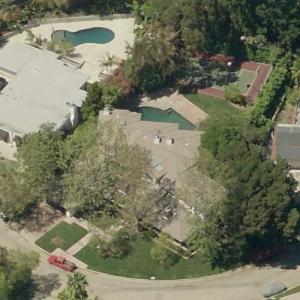 Kyle Richards' & Mauricio Umansky's House (Birds Eye)