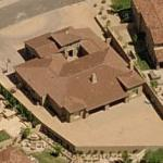 Kevin Streelman's House (Birds Eye)