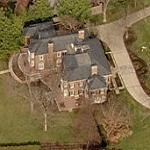 David Hall's House (Birds Eye)