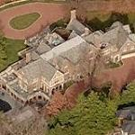 Barnett Helzberg's House (Birds Eye)