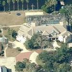 Bill Britt's house (Birds Eye)