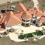 Kenyon Martin's house (Birds Eye)