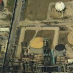 BP Toledo Refinery (Bing Maps)