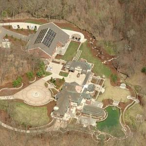 Dick DeVos's home (Birds Eye)