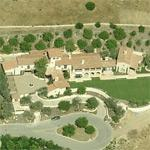 Shawn Green's house (Birds Eye)