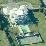 Andrew Borrok's house (Birds Eye)