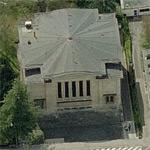 The Great Synagogue of Luxembourg-Orthodox (Birds Eye)