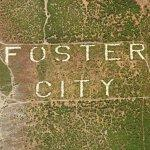 Foster City sign (Birds Eye)