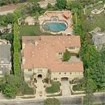 Charlie Sheen's house (former) (Birds Eye)