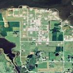 West Hackberry Strategic Petroleum Reserve (Bing Maps)