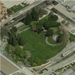 Yerba Buena Gardens (Birds Eye)