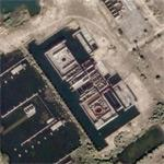 Żarnowiec Nuclear Power Plant (Bing Maps)