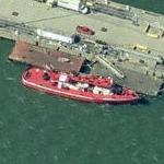 NYFD Fireboat (Birds Eye)