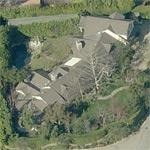Arn Tellem's house (Birds Eye)