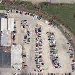 Racine Police Dept. Impound Lot (Birds Eye)