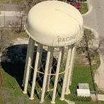 Racine Water Tower (Birds Eye)
