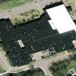 Taylor Swift's High School - Hendersonville High (Bing Maps)