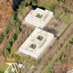 General Electric Headquarters (Birds Eye)