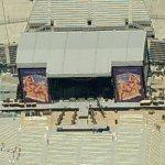 Kenny Chesney concert stage