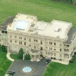Stone Manor Mansion (Birds Eye)